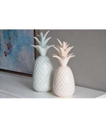 Ananás Cerâmica Cor