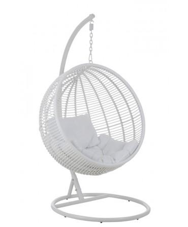 Cadeira Redonda Branca