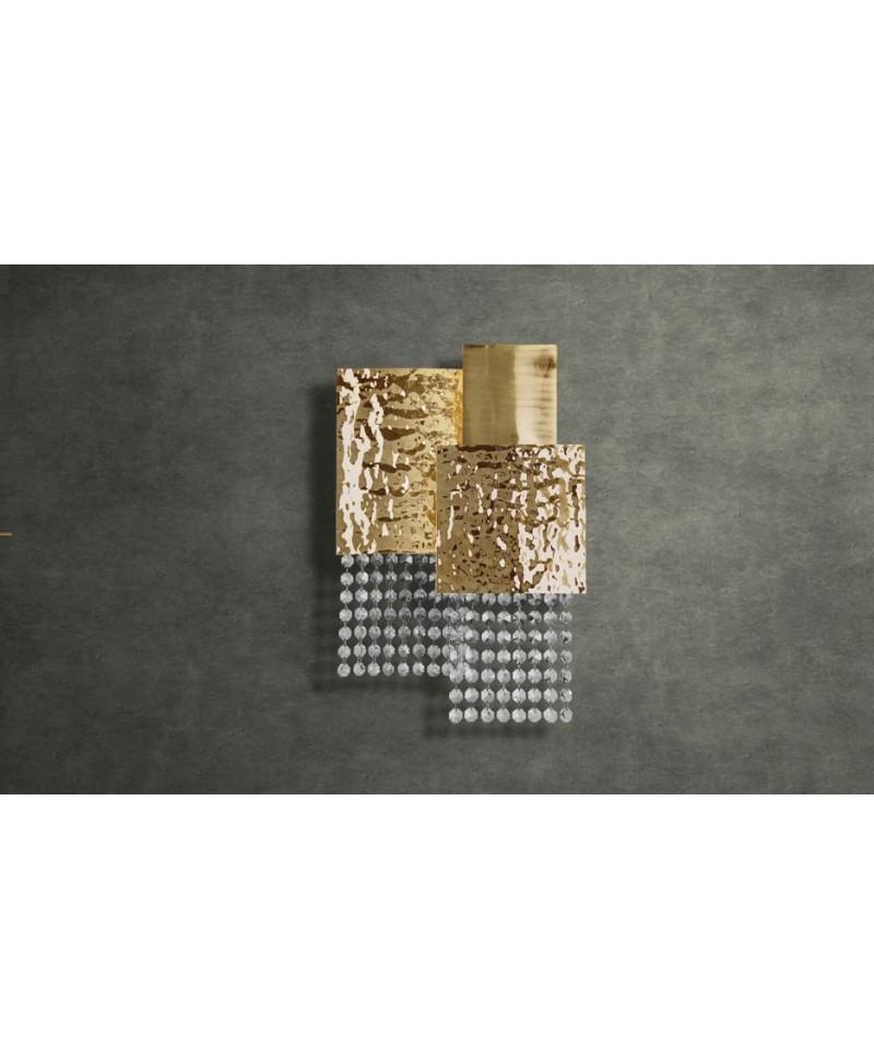Candeeiro Mondrian Parede 2