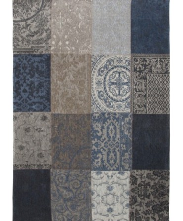 patchwork chenille 8108
